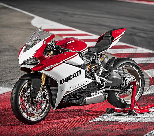 Ducati 1299 Panigale S Anniversario at werd.com