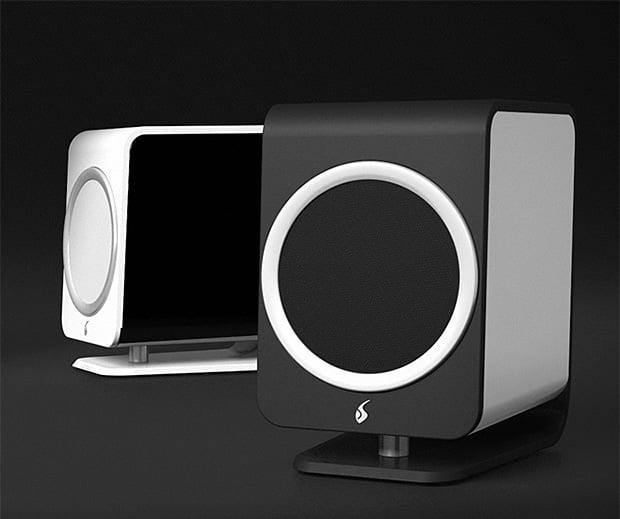Feniks Essence Desktop Speakers at werd.com