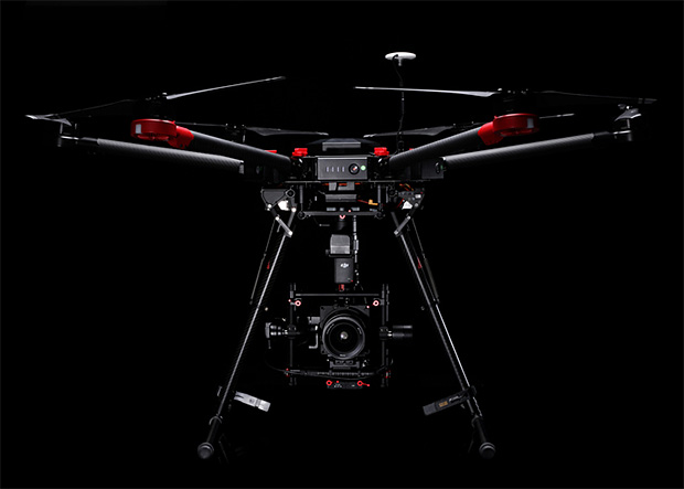 Hasselblad X DJI Aerial Photography Package at werd.com