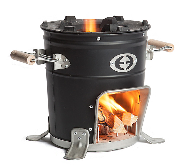 M-5000 Envirofit Rocket Stove at werd.com