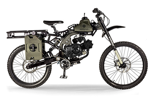 Motoped Survival at werd.com