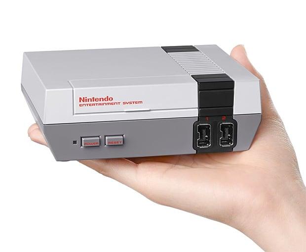 NES Classic Edition at werd.com