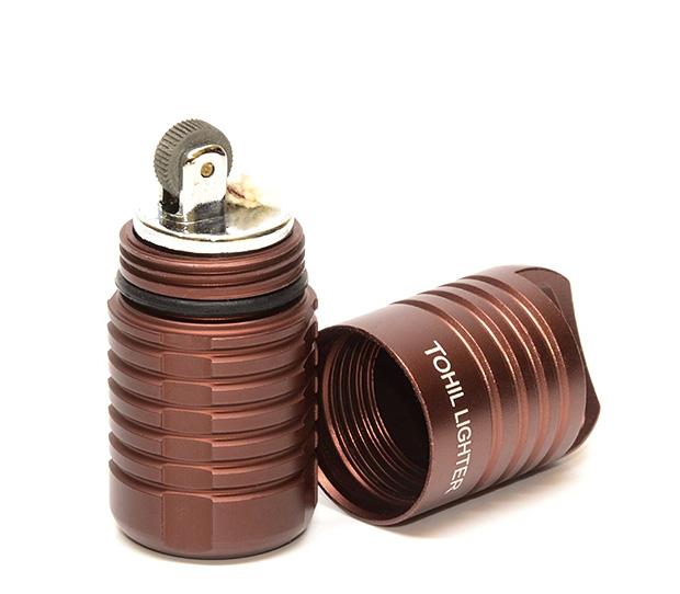 Numyth Tohil v2 Watertight Fluid Lighter at werd.com