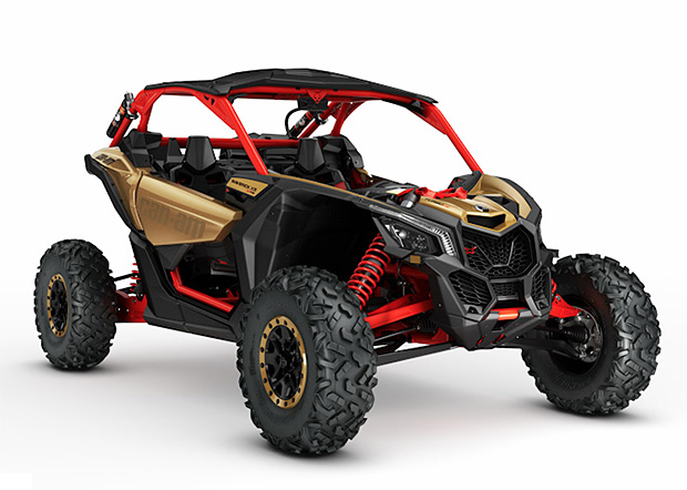 2017 Can-am Maverick X3 at werd.com