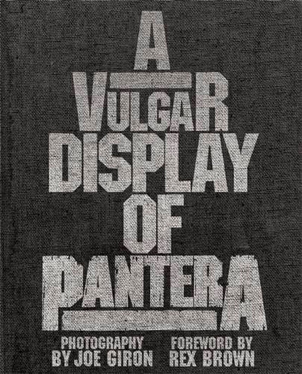 A Vulgar Display of Pantera at werd.com