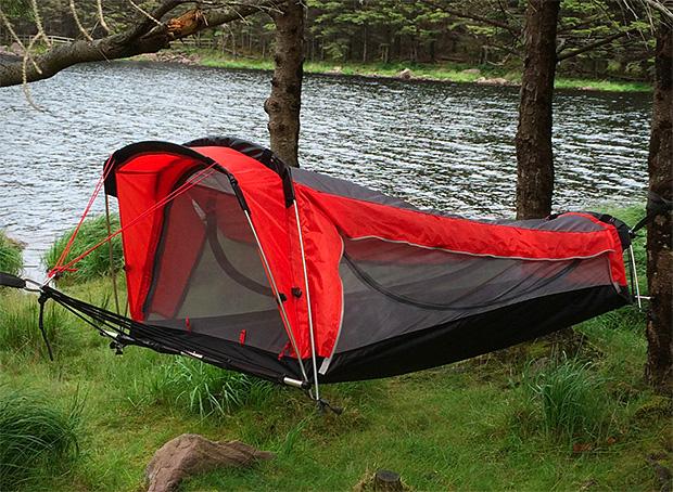 Crua Hybrid Tent at werd.com