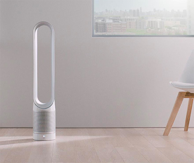 Dyson Pure Hot+Cool Link at werd.com