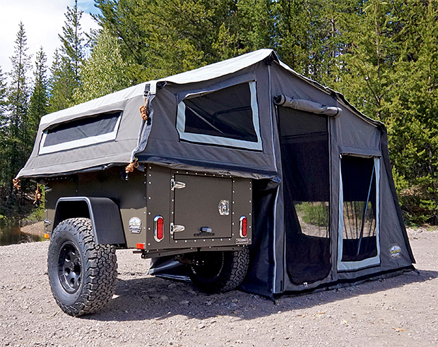 Freespirit Recreation Journey Trailer Basecamp Package at werd.com