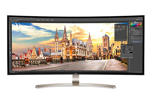 LG 38-Inch UltraWide Monitor at werd.com