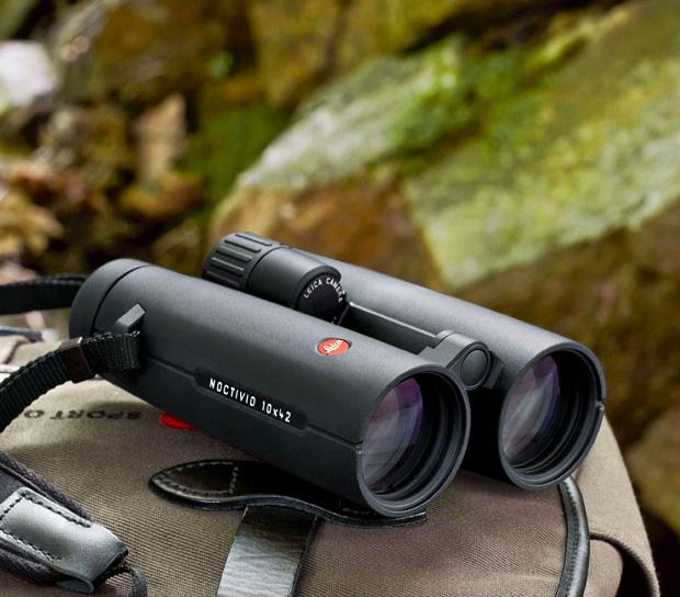Leica Noctivid Binoculars at werd.com