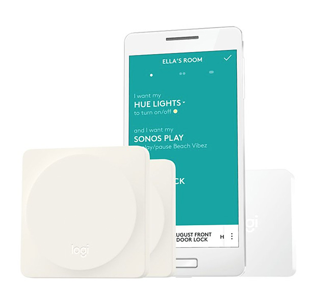 Logitech Pop Home Switch at werd.com