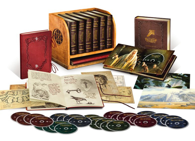 Middle-Earth Limited Collector's Edition at werd.com