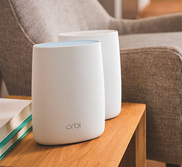 Netgear Orbi at werd.com