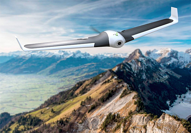 Parrot Disco Drone at werd.com