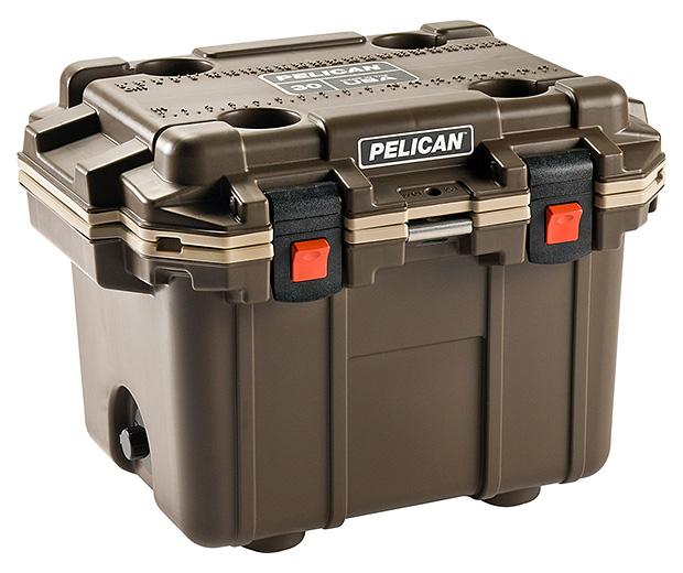 Pelican Elite Cooler 30qt at werd.com