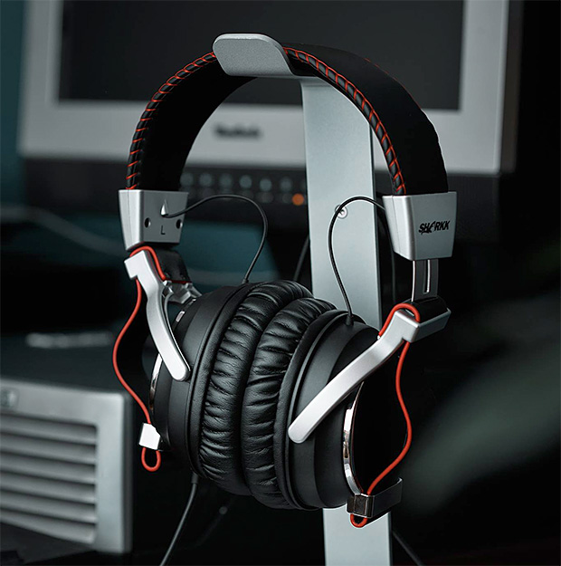 Sharkk Bravo Hybrid Electrostatic Headphones at werd.com