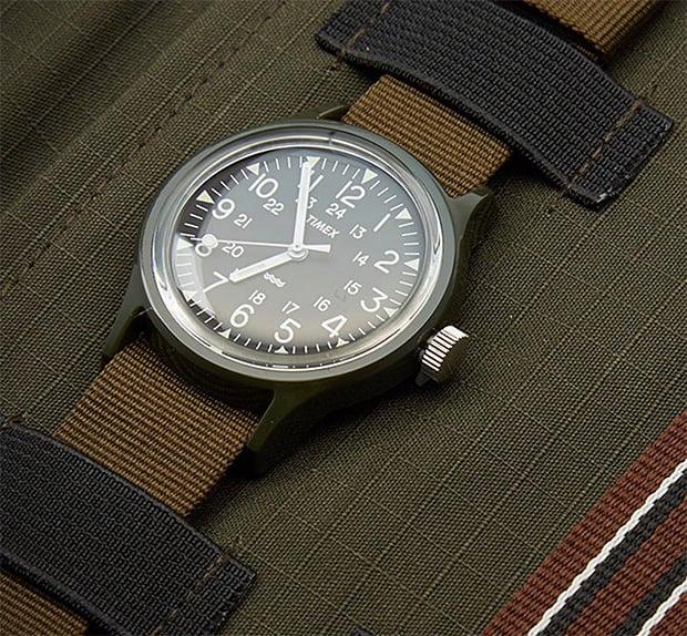 Timex MK-1 LTD. Edition at werd.com