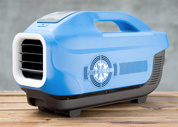 Zero Breeze Portable Air Conditioner at werd.com