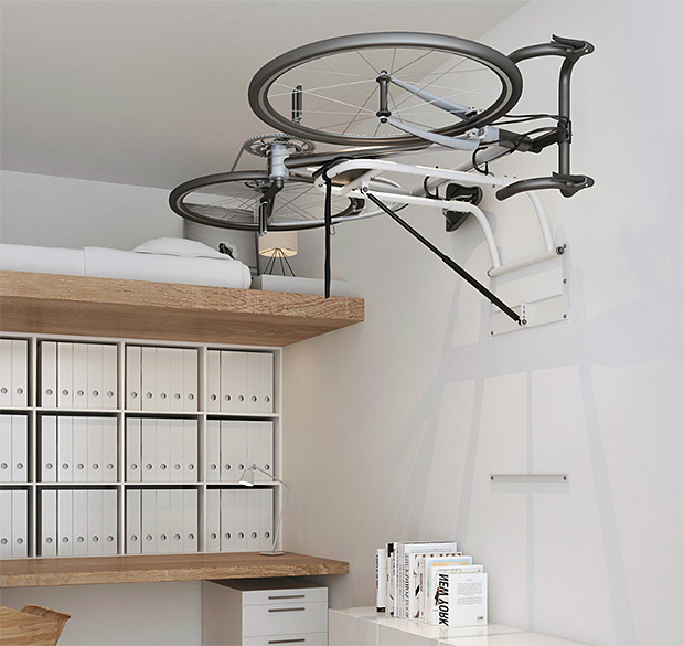 Zero Gravity Racks at werd.com