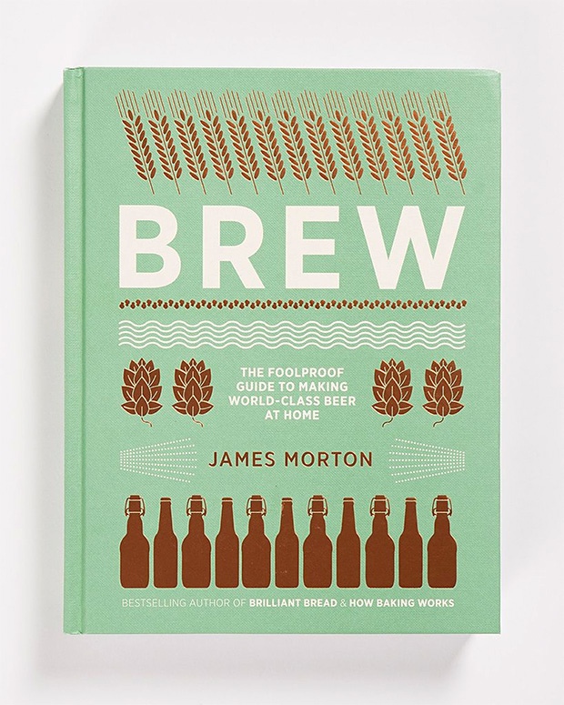 Brew: The Foolproof Guide to Making World-Class Beer at Home at werd.com