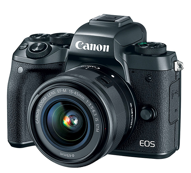 Canon EOS M5 at werd.com