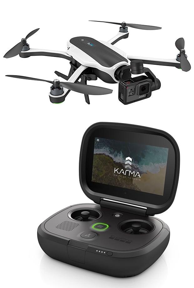 GoPro Karma Drone at werd.com