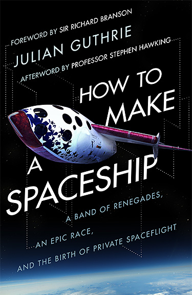 How to Make a Spaceship at werd.com