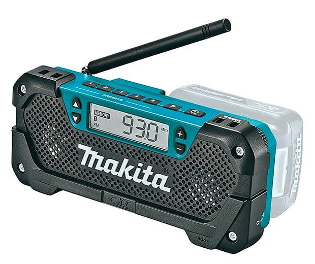 Makita RM02 Cordless Job Site Radio at werd.com