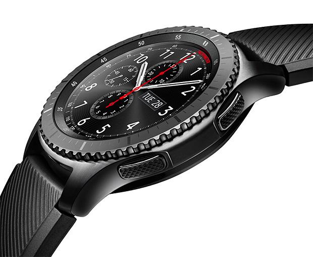 Samsung Gear S3 at werd.com