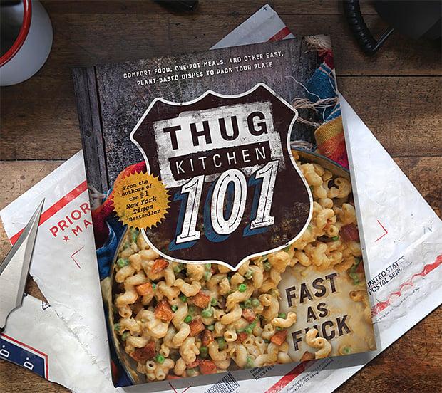Thug Kitchen 101: Fast as F*ck at werd.com