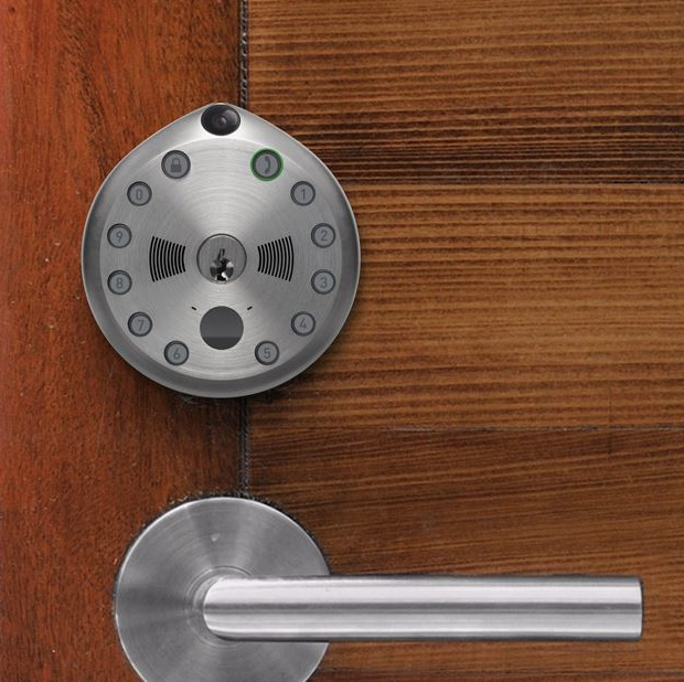 Gate Smart Lock at werd.com