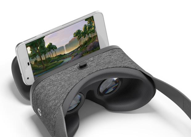 Google Daydream View at werd.com