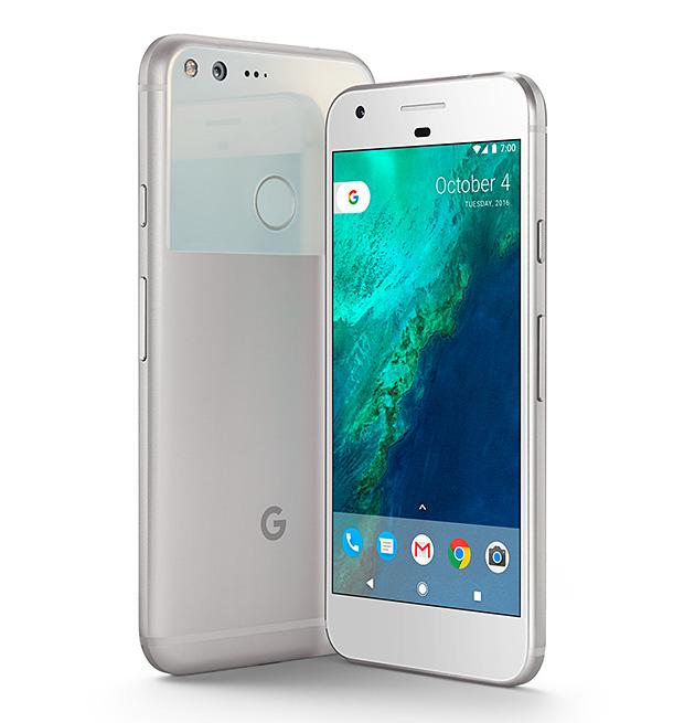 Pixel Phone by Google at werd.com