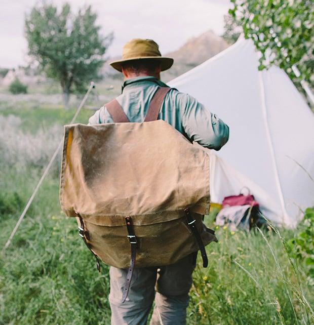 Sanborn Duluth Canoe Pack at werd.com