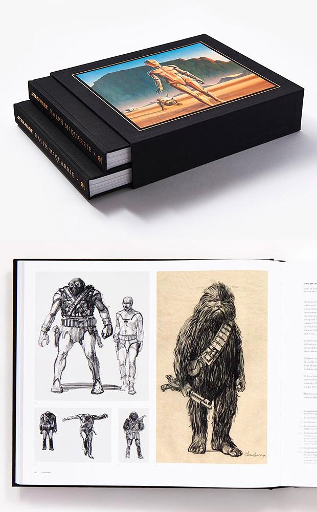 Star Wars Art: Ralph McQuarrie at werd.com