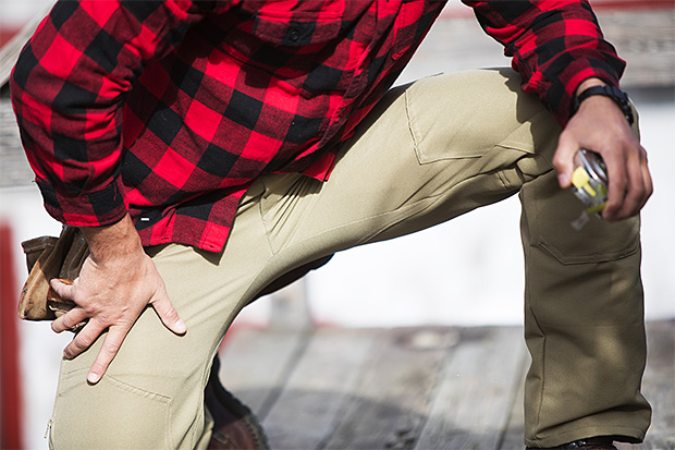 1620 Workwear Double Knee Work Pant at werd.com