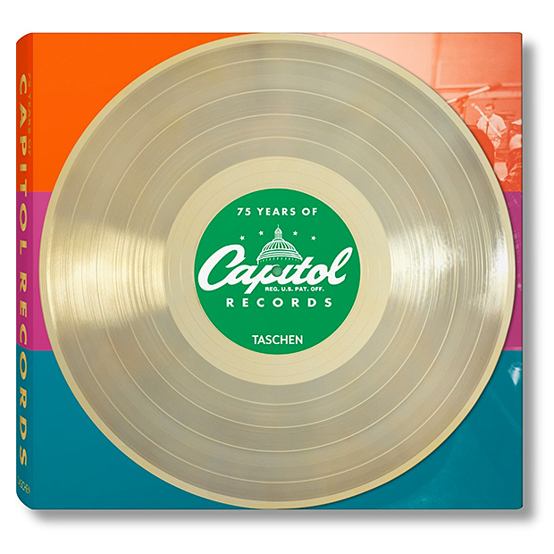 75 Years of Capitol Records at werd.com