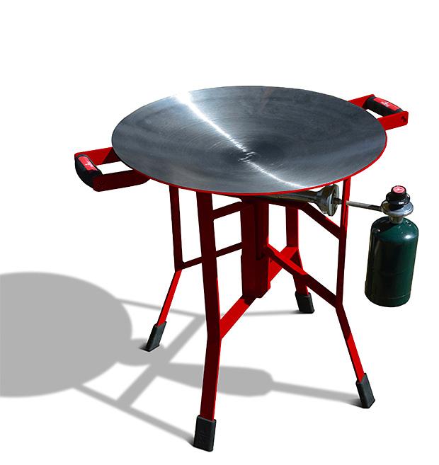 FireDisc Carbon Steel Grills at werd.com
