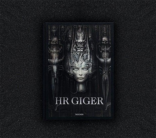 Taschen HR Giger Limited Collector's Edition at werd.com