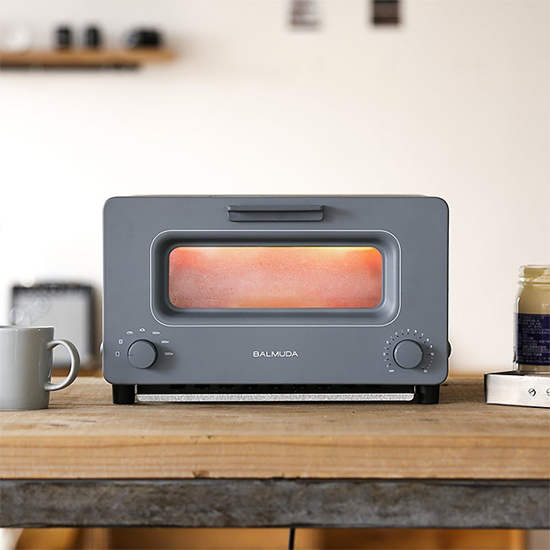 Steam Oven Toaster Balmuda at werd.com