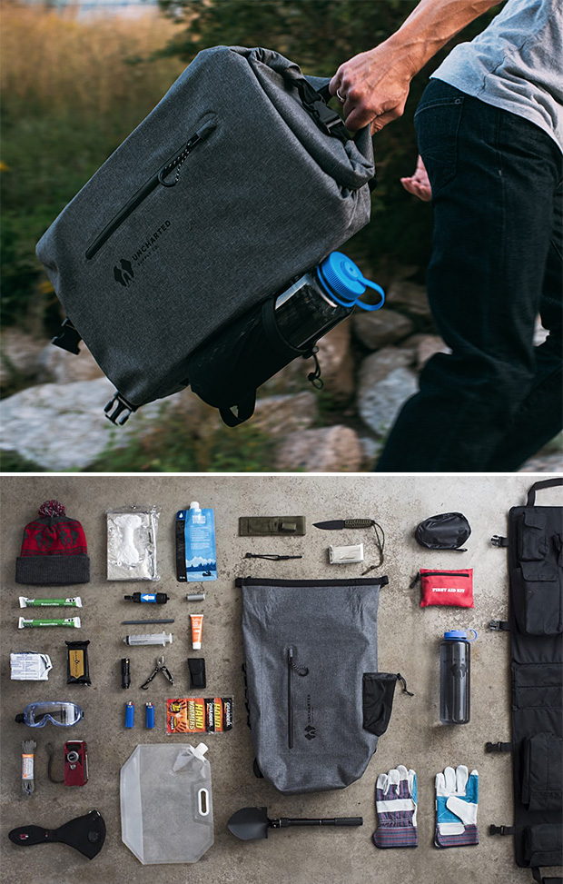 The SEVENTY2 Survival Kit at werd.com