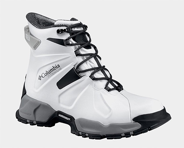 Canuk Titanium Boots from Columbia Sportswear at werd.com