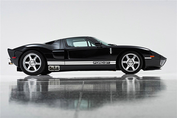 First Complete Factory Prototype Ford GT Auction at werd.com