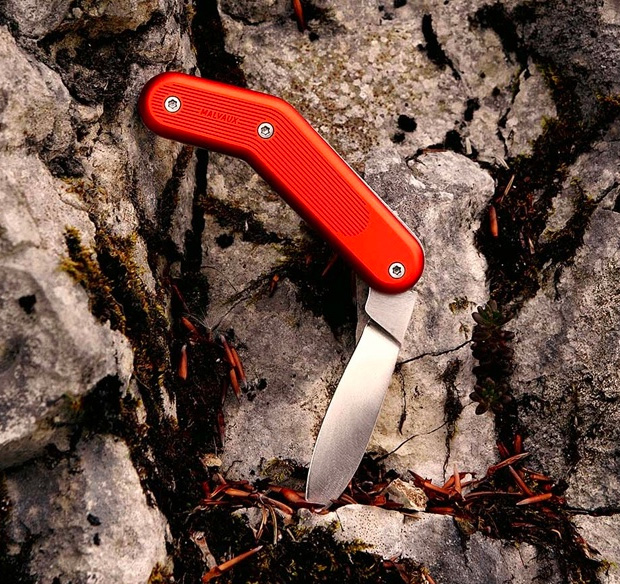 Malvaux Model Number 1 Knife at werd.com