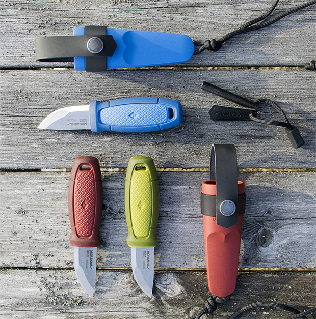 Morakniv Eldris Neck Knife at werd.com
