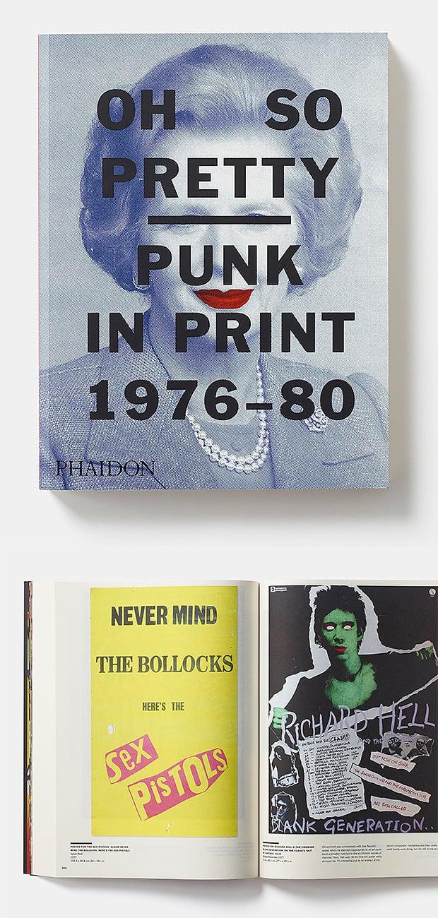 Oh So Pretty: Punk in Print 1976-1980 at werd.com