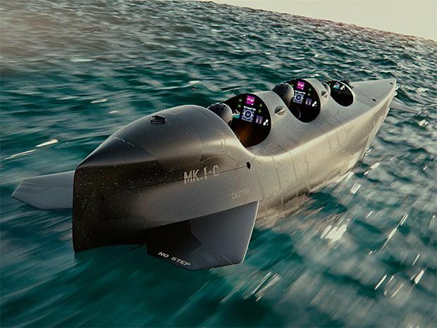 Ortega Submersibles at werd.com