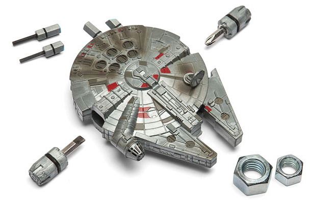 Star Wars Millennium Falcon Multi-Tool Kit at werd.com