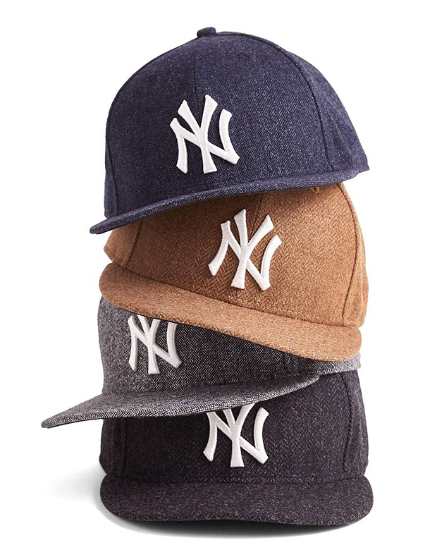Todd Snyder x New Era Yankees Fitted Hat at werd.com