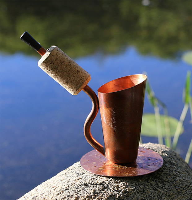 Bripe Coffee Brew Pipe at werd.com